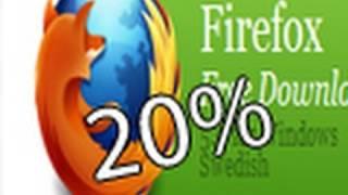 Firefox 8 20% Faster Than Firefox 5! Google Chrome 14 2D Javascript Rendering Speeds! GJ Mozilla!