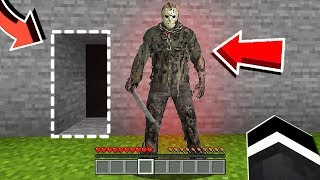I Followed Jason Voorhees In Minecraft At 300 Am... Scary Minecraft Video