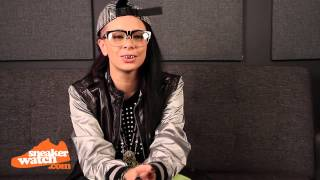 V-Nasty Talks About Her 100 Pair Sneaker Collection