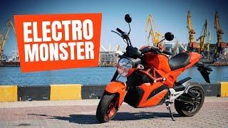 видео Электрический монстр