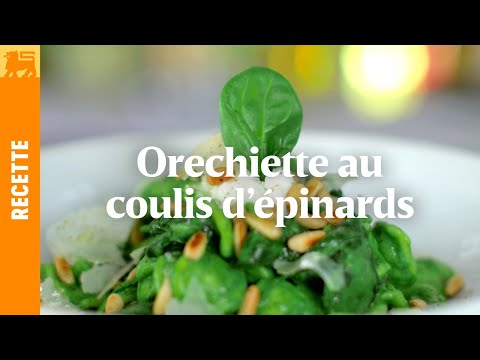 Les épinards