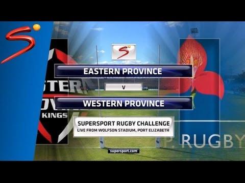 SuperSport Rugby Challenge - Eastern Province Kings Vs Western Province