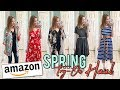 Amazon Try-On Haul! Lots of Spring Items! | LipglossLeslie