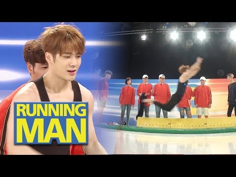 Jackson is Going to Beat Jong Kook!! [Running Man Ep 418]