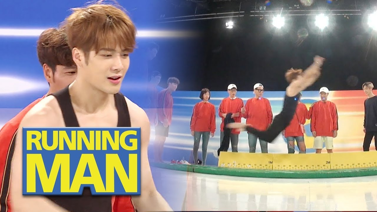 Download Jackson is Going to Beat Jong Kook!! [Running Man Ep 418]