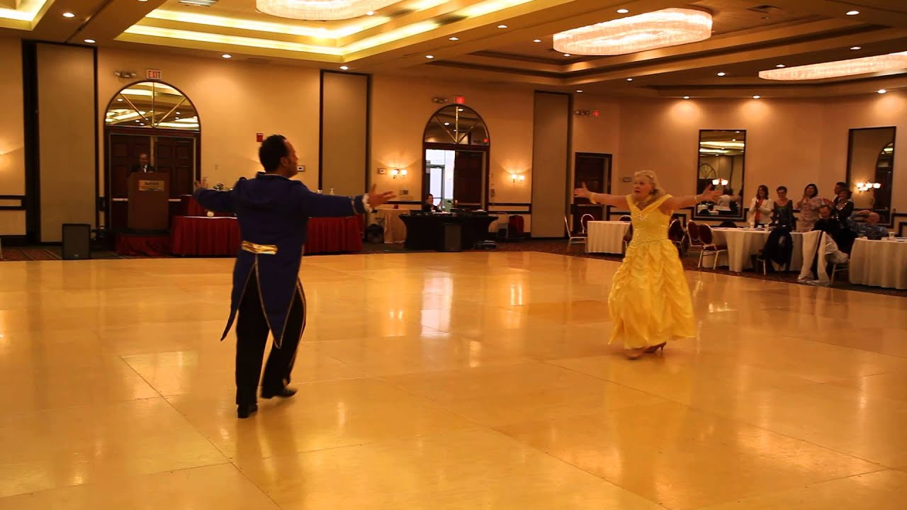 Beauty And The Beast Ballroom Dancing Style