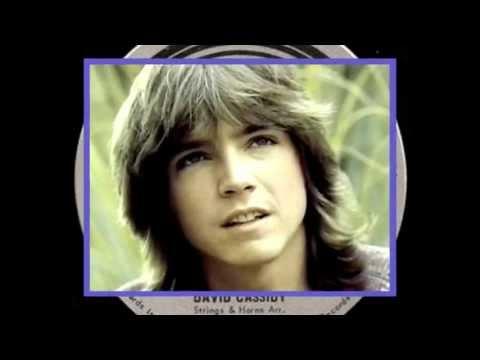 """DAVID CASSIDY  """"CHERISH""""   HD AUDIO  1972"""