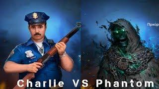Чарли против Призрака - Horrorfield