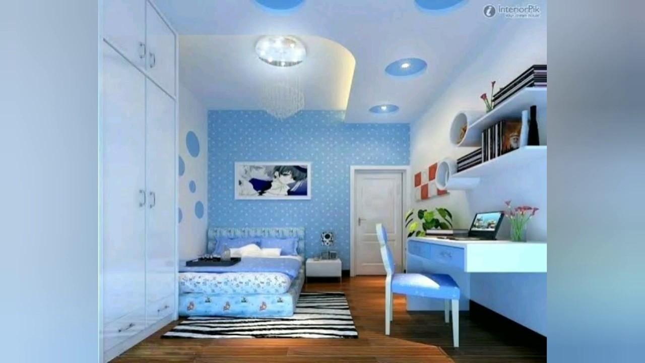 Kids Bedroom False Ceiling Ideas Youtube