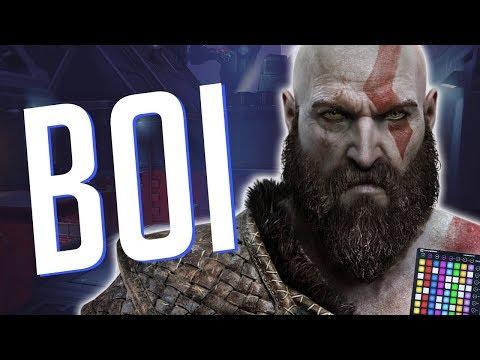 Kratos Plays OVERWATCH! Soundboard Pranks in Competitive!