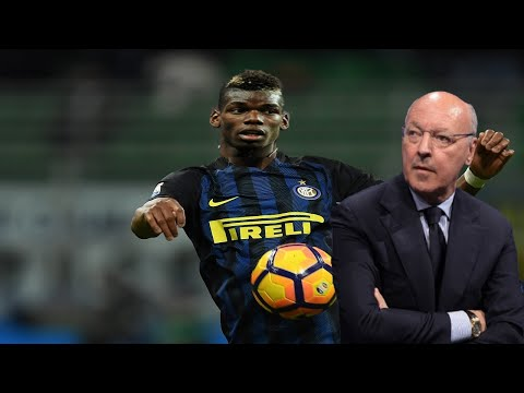 JUVENTUS: CLAMOROSO TRADIMENTO!! MAROTTA SPINGE POGBA ALL'INTER!