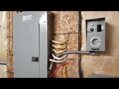How to DIY Install Reliance TF151W Furnace Transfer Switch? - YouTubeYouTube