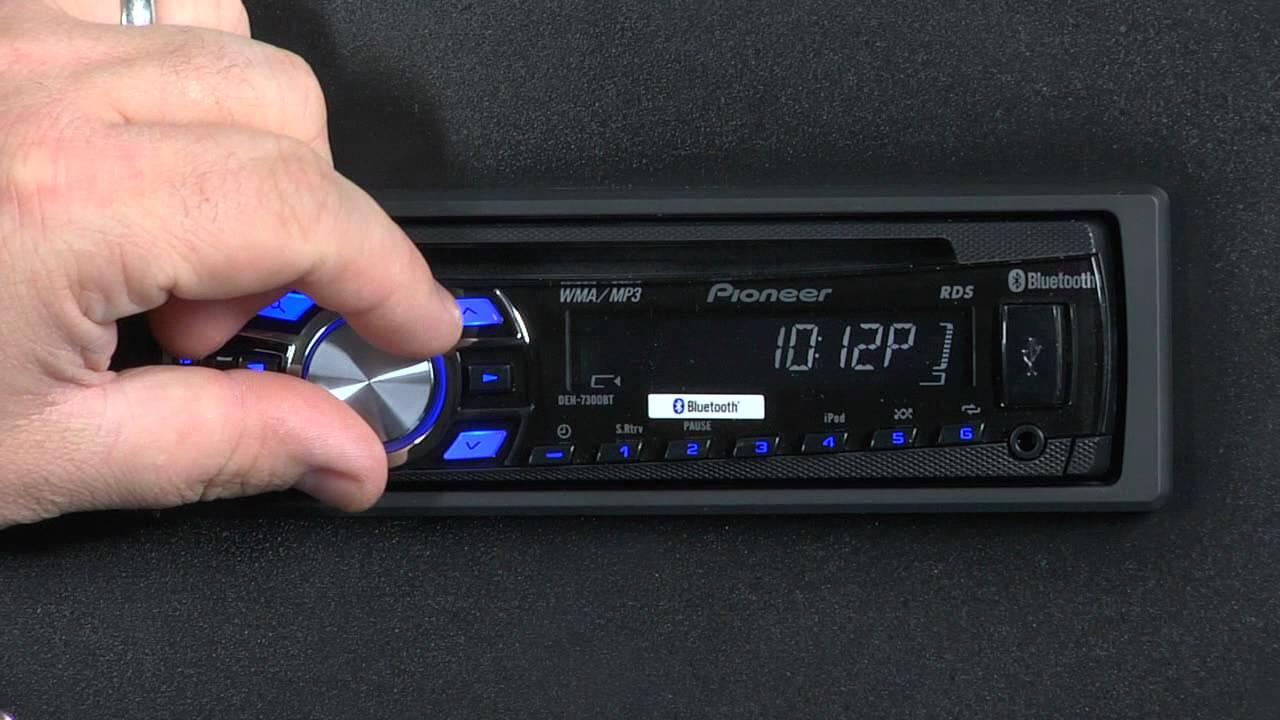 Pioneer Deh 73bt Manual Wire Diagram Faq 7300bt Clock Settings Youtube Rh Com 16 Wiring 100uba