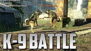 K9 Battle - Swift Jr. vs Tyrone - Call of Duty Ghosts | Swiftor