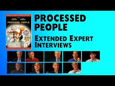 Extended Talks from PROCESSED PEOPLE - VEGAN MDs