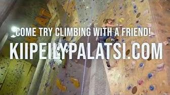 Kiipeily Palatsi - Climbing Palace Turku