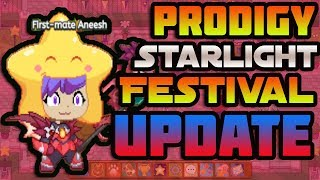 The STARLIGHT FESTIVAL is BACK in Prodigy Math Game (May 2019 New Update)