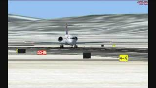 FSX AI Bradley International Airport