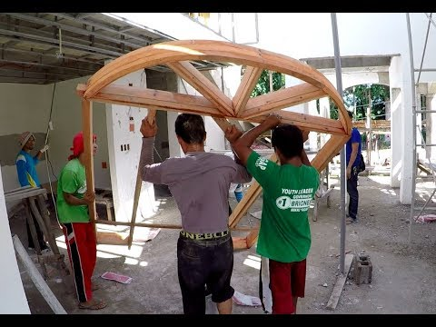 VILLA FELIZ - EPISODE 164: WHEN ITS SUNNY EVERYTHING GETS DONE (House Building in the Philippines)