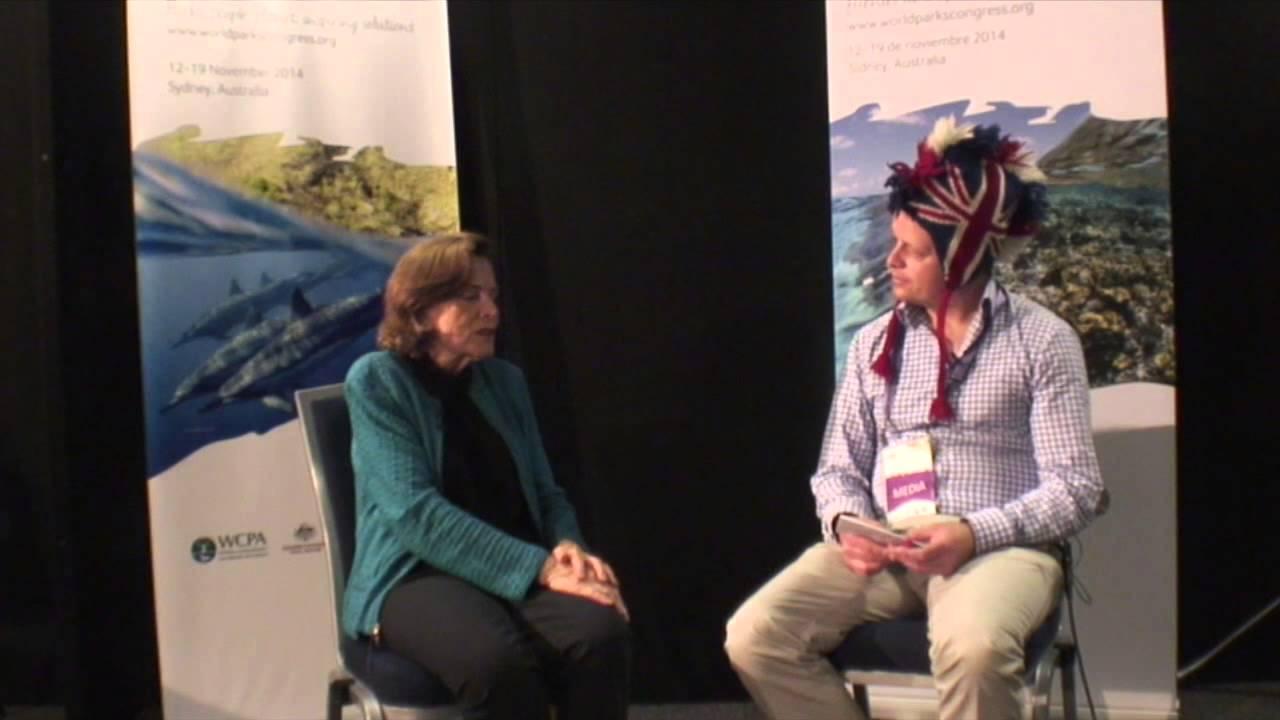 Marine Biologist Sylvia Earle