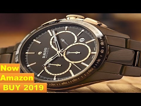Top 7 Cool Rado Watches Commercial Ads 2019