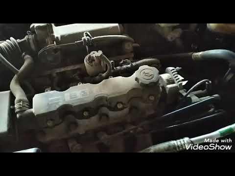Замена заглушек двигателя на Дэу Нексия