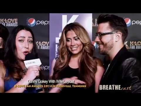 Danny Gokey Talks 'Hope in Front of Me' and Wife Leyicet Shares How She Supports Her Husband