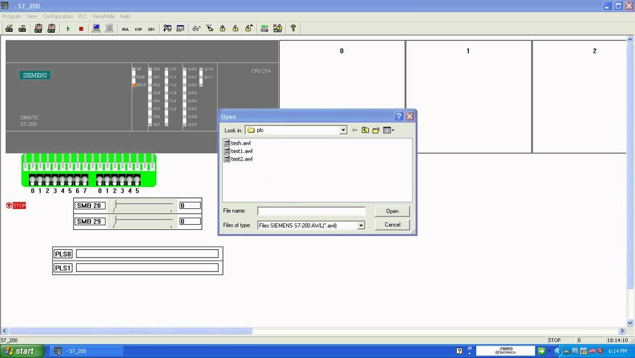 step 7 microwin simulator