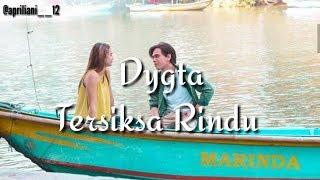 Download lagu Tersiksa Rindu ( Dygta ) || lirik lagu