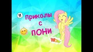 My little pony. Приколы с пони / Anna Cherry