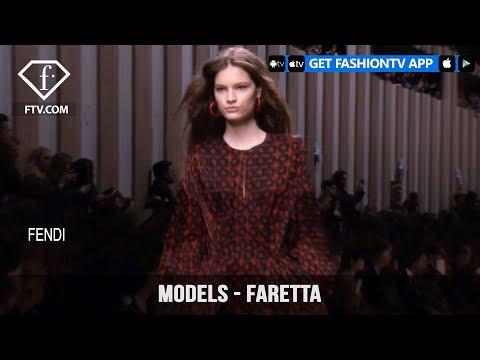 Model Talks Fall/Winter 2017-18 Faretta | FashionTV