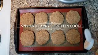 Copycat Lenny and Larry&#39s SNICKERDOODLE and PEANUT BUTTER CHOCOLATE CHIP Cookies VEGABETTER MACROS