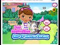 Doc Mcstuffins Games To Play Online Free - Doc Mcstuffins Stray Kitten Caring Game