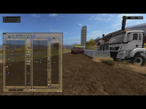 SilentScotty's World Live In Farming Simulator 17. Kid and family friendly
