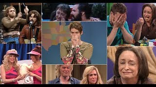 SNL CHARACTER BREAKING MEGA COMPILATION | 1980-2019