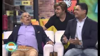 Reynaldo Rossano Se Pasó De Bromista ¡y Casi Le Provoca Infarto A César Bono!