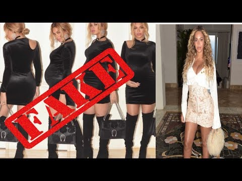 BEYONCE WASN'T NEVER PREGNANT?! • 😱😱😱😱
