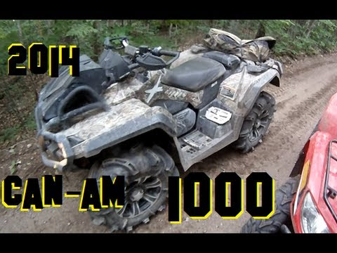 2014 can am xmr 1000 (my ride & thoughts)