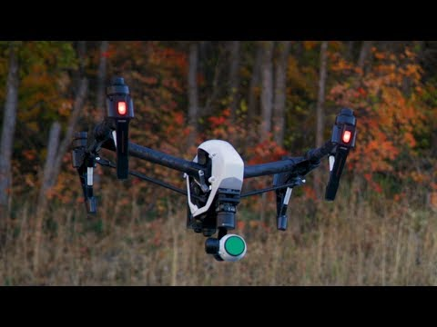 DJI Inspire 1 - First Flight Beginner Tutorial