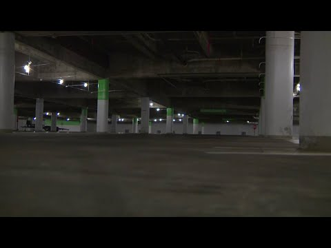 Theater District parking garages reopen