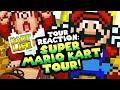 Gambar cover LAST TOUR Before ANNIVERSARY? Super Mario Kart Tour Reaction!