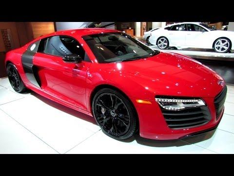2013 Audi R8 - Exterior Walkaround - 2013 Toronto Auto Show