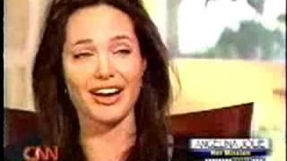 Angelina Jolie * Anderson Cooper 360° Her Mission,Motherhood *part 1