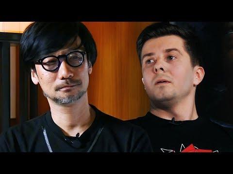 Интервью StopGame с Кодзимой. Миссия (не)выполнима