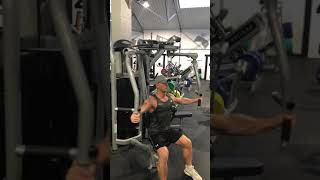 Chest - Fly Machine/Pec Dec