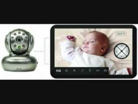 motorola blink1 wifi video baby monitor camera reviews youtube. Black Bedroom Furniture Sets. Home Design Ideas