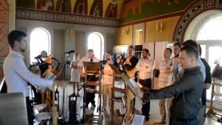 Юбилей собора в Россоши. Хор. 2016