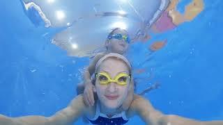 Грудничковое плавание в Волгодонске | Малёк #01