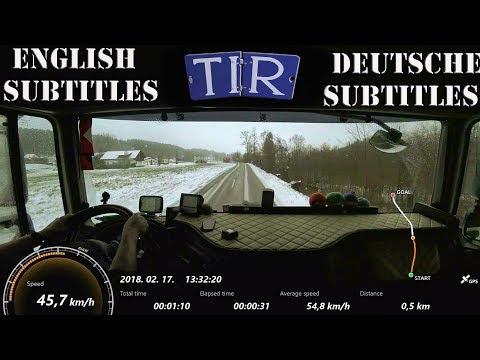 189. The Trucker, A kamionos.Der LKW Fahrer S2E03 (HUN-ENG-DE)