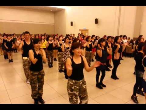 Sha Sha de Ai ~ Kickick Line Dance